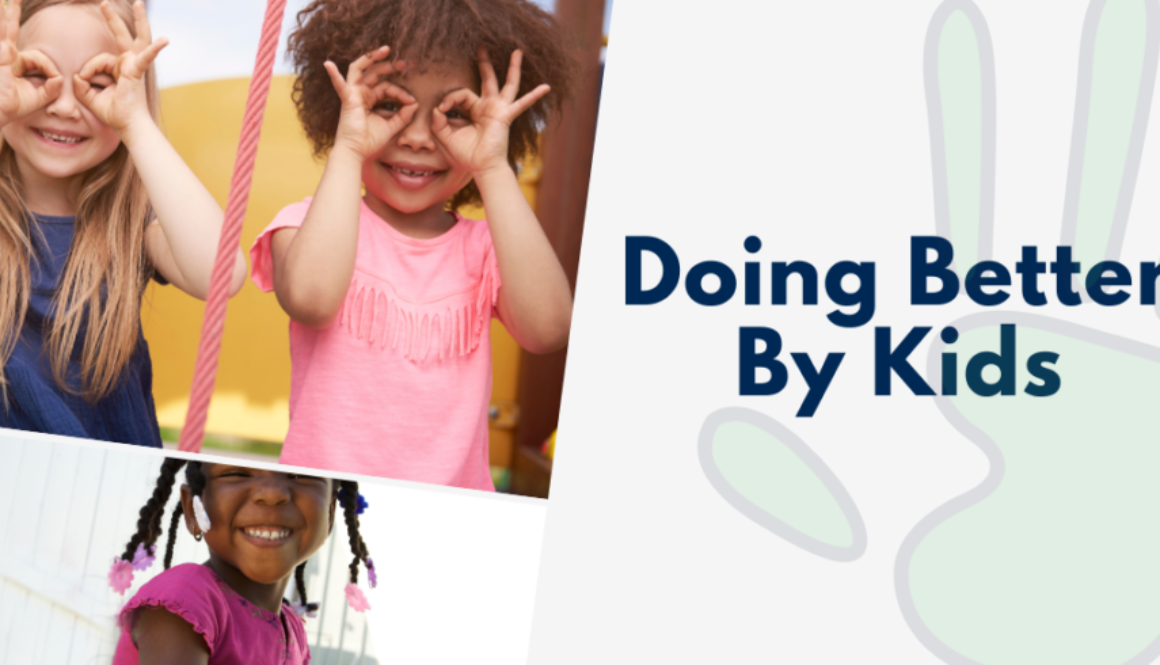 May 2020 - Doing Better By Kids