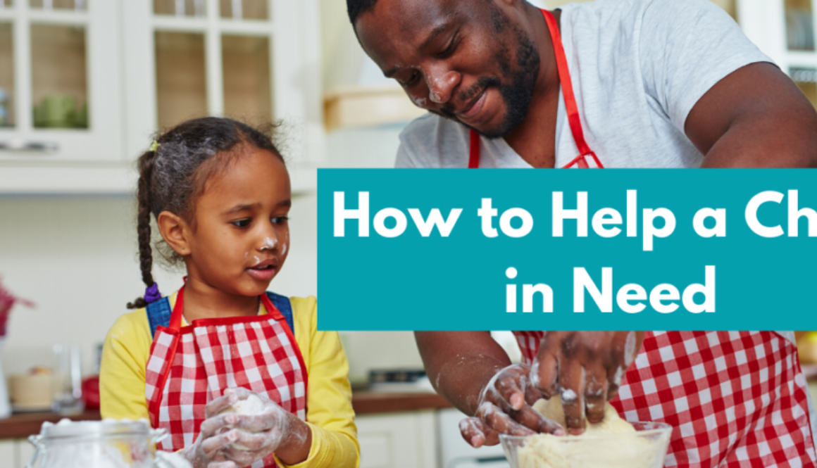 May 2020 - How to Help a Child in Need