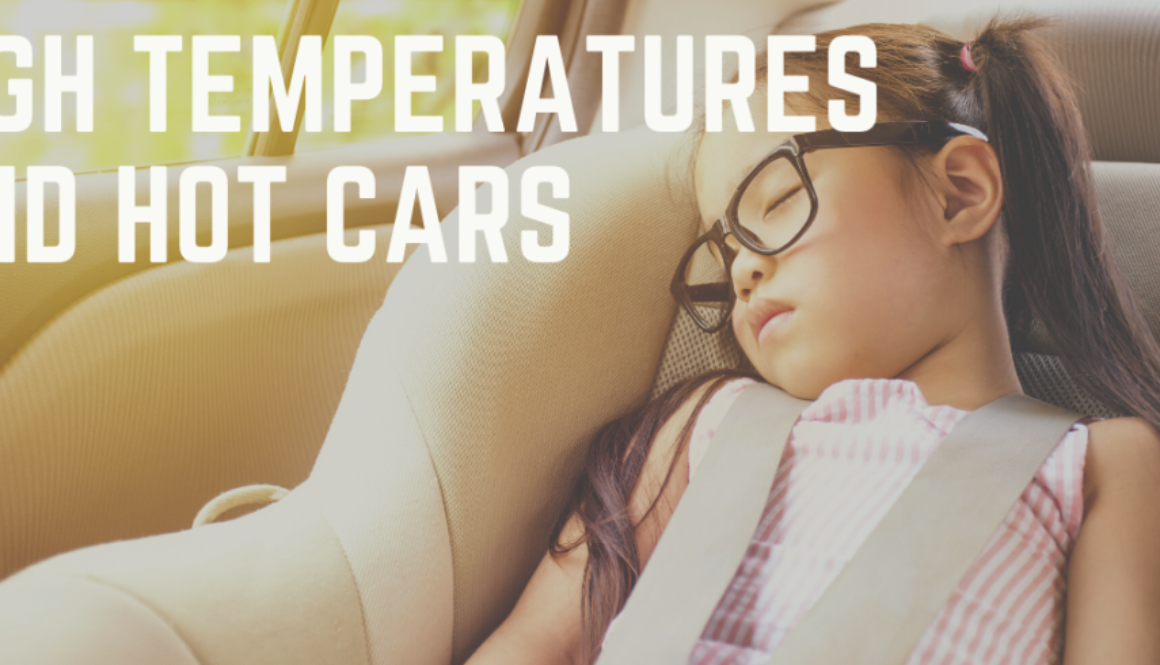 Blog Post - High temperatures and hot cars