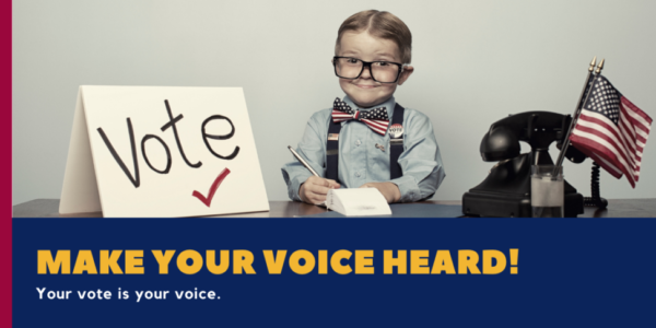 Oct 2020 - Your Vote is Your Voice